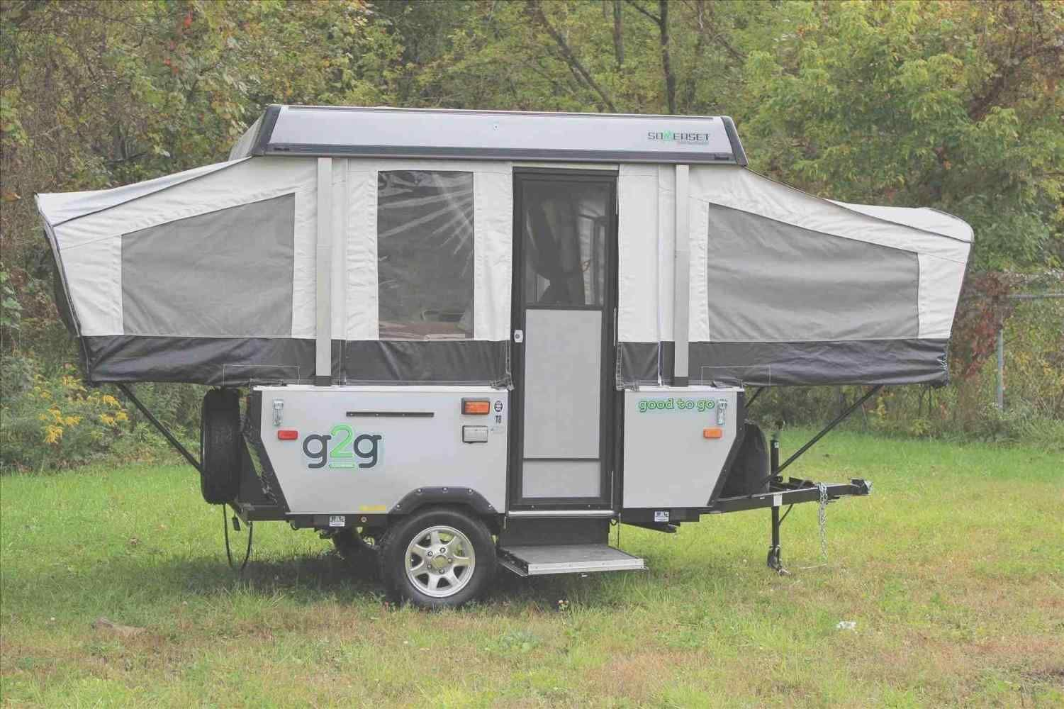 25 Awesome Small Pop Up Camper Trailer Ideas For Comfortable