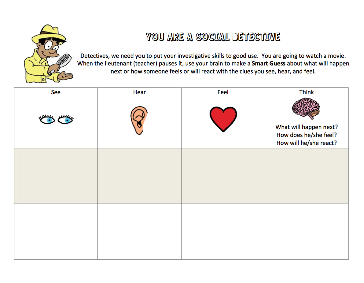 Printables Social Thinking Worksheets to be social thinking and feelings on pinterest free download includes activities for expectedunexpected behaviors being a social