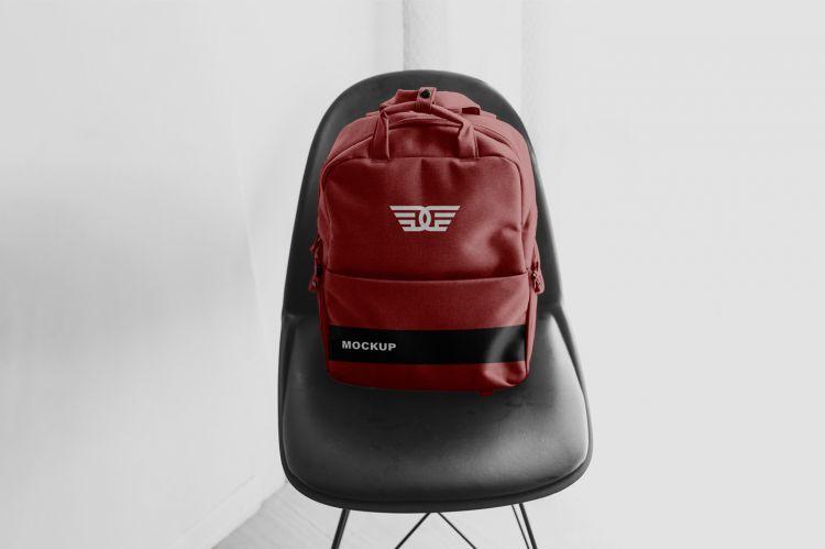 Download Backpack Apparel Free Psd Mockup Clothing Mockup Mockup Stylish Backpacks