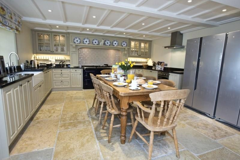 Make yourself at home in the family sized farmhouse kitchen make yourself at home in the family sized farmhouse kitchen complete with two american solutioingenieria Image collections