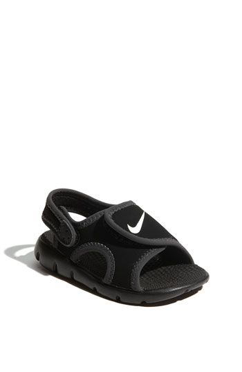 0581ceb686f Nike 'Sunray Adjust 4' Sandal (Baby, Walker & Toddler) available at  #Nordstrom