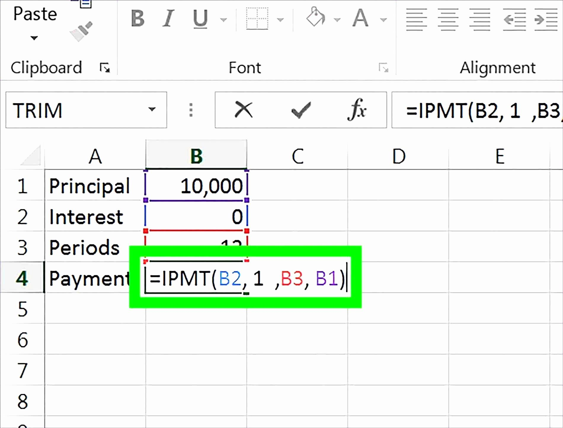 Car Payment Schedule Template Luxury Auto Loan Amortization Table