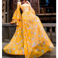 فساتين شيفون فخمة 2019 Chiffon Dress Chiffon Dresses