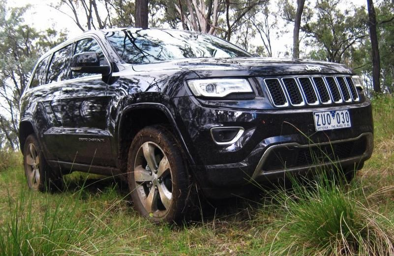2013 Jeep Grand Cherokee Review Laredo 2wd Overland V6 Diesel