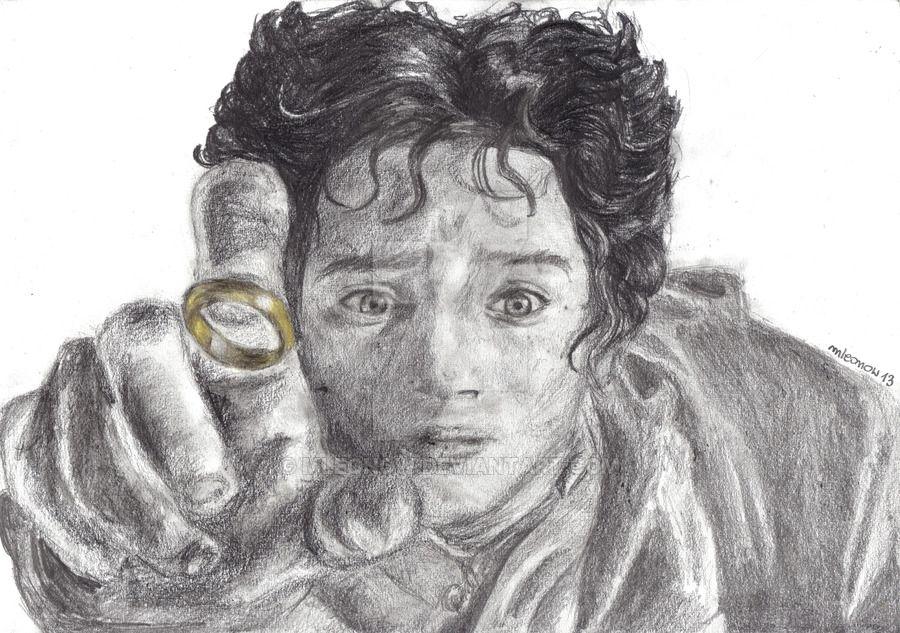 frodo art | Frodo Baggins by mleonow