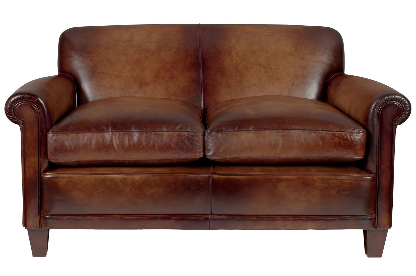 Burlington Leather Large 2 Seater Sofa Laura Ashley Made To Order Sofas For Small Spaces Small Space Sectional Sofa Small Leather Sofa