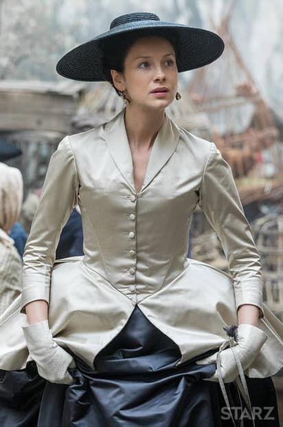 Outlander Photos Starz Outlander Costumes Outlander Season 2 Outlander