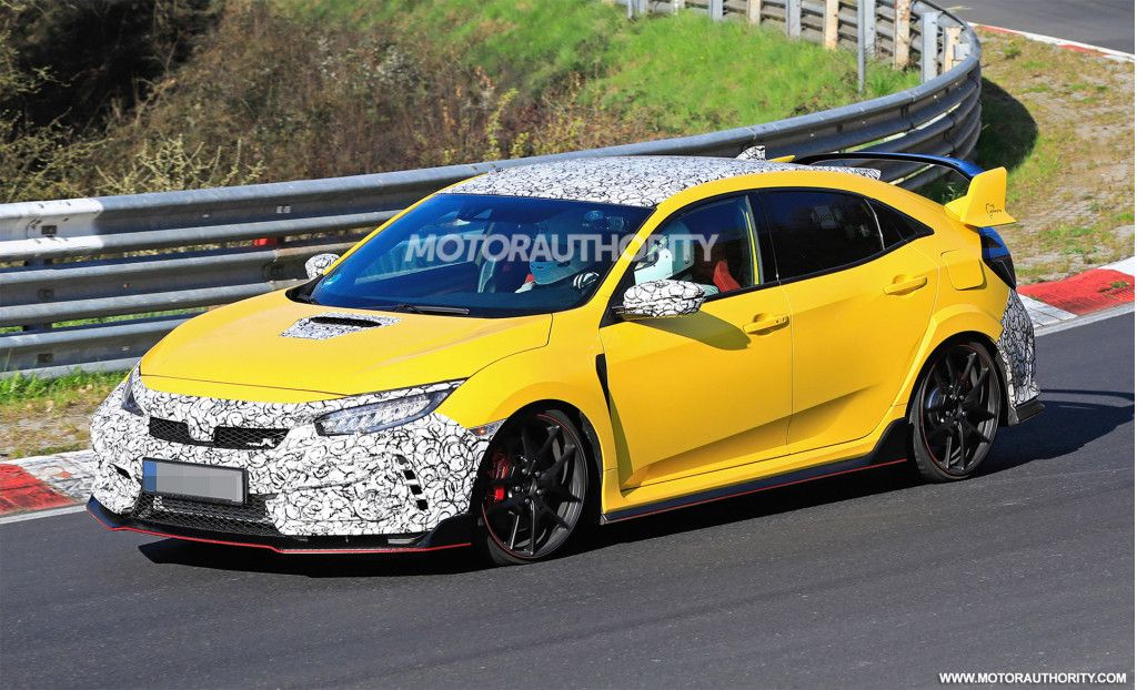 2020 Chevy Camaro, 2020 Jaguar XE, 2020 Honda Civic Type R