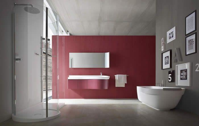 baños minimalistas decoracion baños Pinterest
