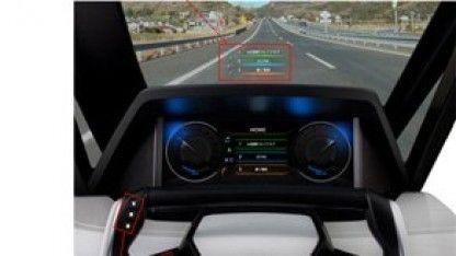Mitsubishi: Situatives Head-up-Display für Autofahrer - Golem.de
