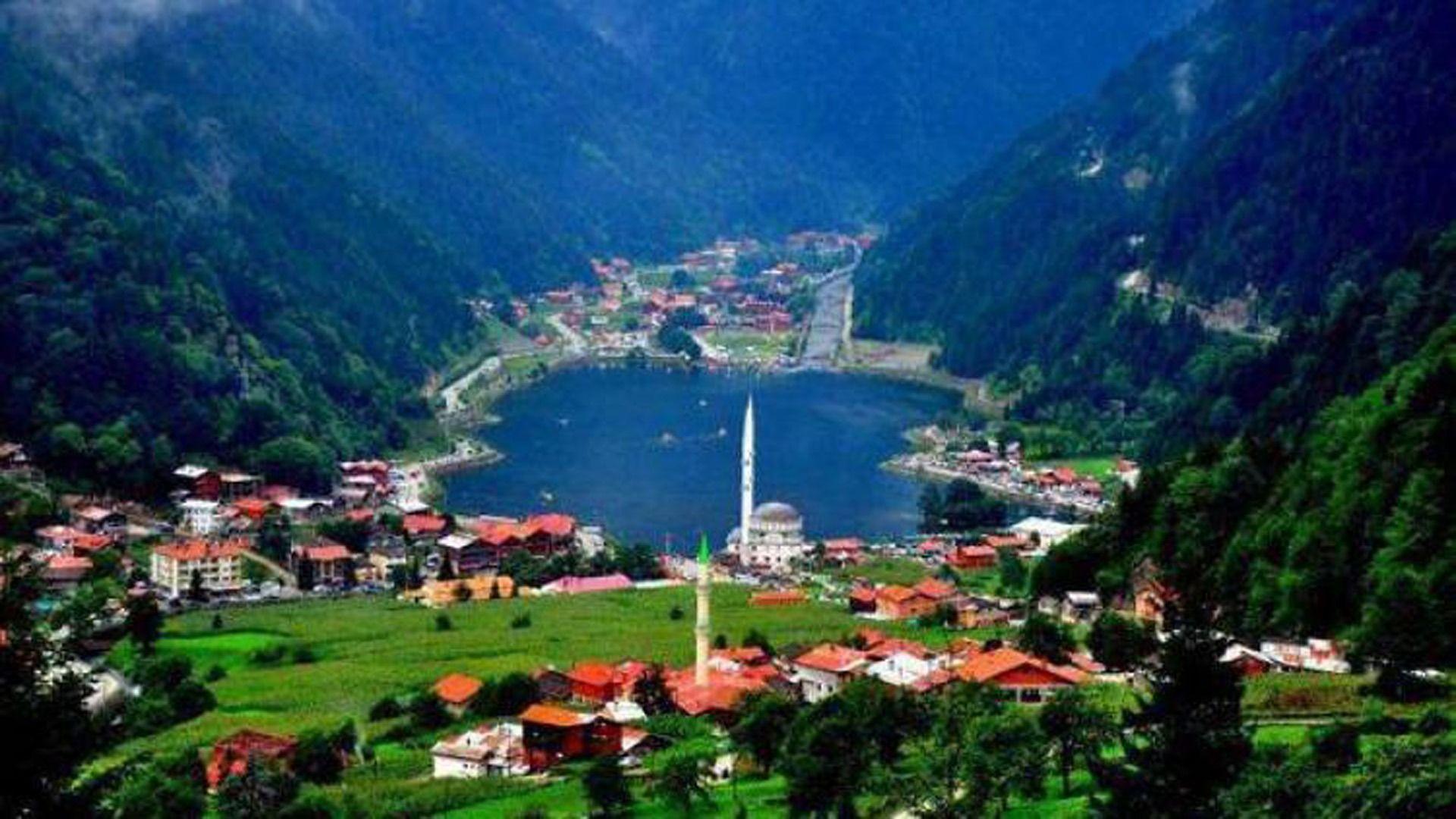 برنامج سياحي 5 ايام في طرابزون واوزنجول راني ترافل Turkey Tour Trabzon Travel