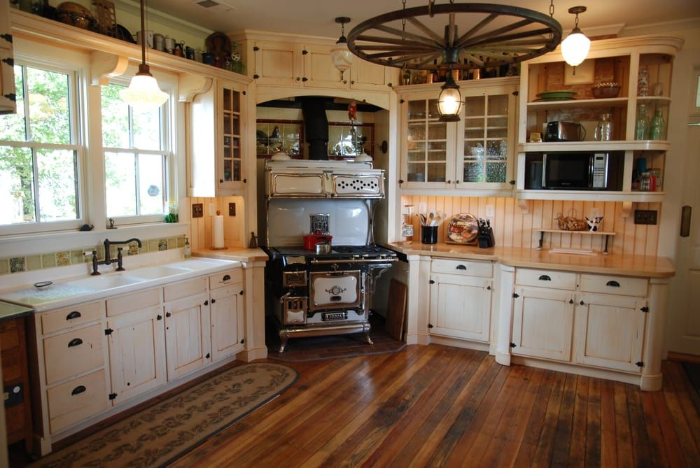 Image Result For Early 1900 Farmhouse Interior Country Kitchen Farmhouse Classy Kitchen Farmhouse Kitchen