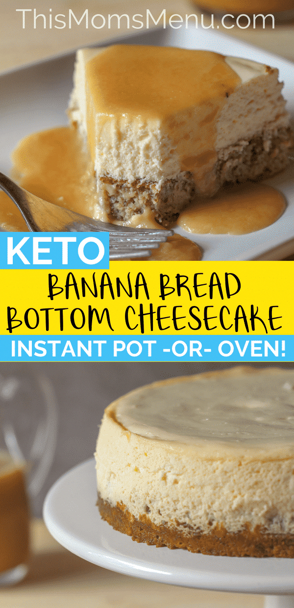 This cheesecake is so delicious that you won't believe it is low carb and keto friendly! #cheesecakedessertseasy