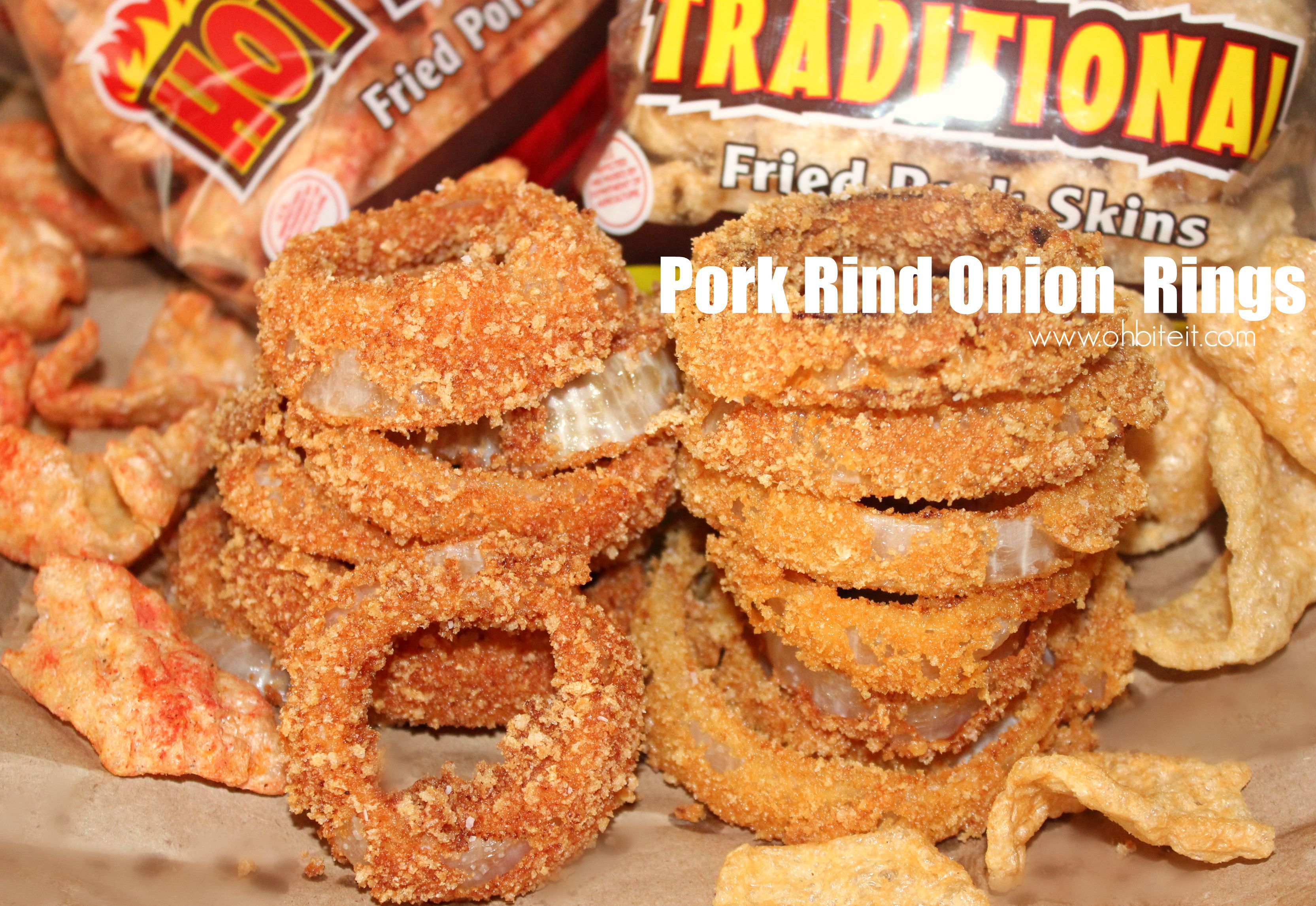 Low Carb Fried Onion Rings | Keto meal prep, Trout recipes