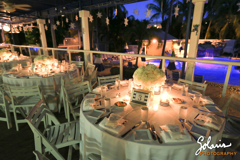 Sheraton Suites Key West Wedding Reception On The Terrace Www