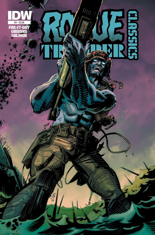 Idw publishing june 2014 solicitations comics trooper