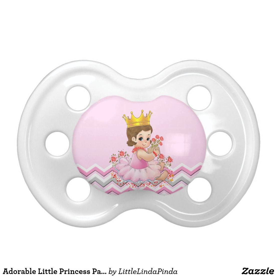 Adorable Little Princess Pacifier