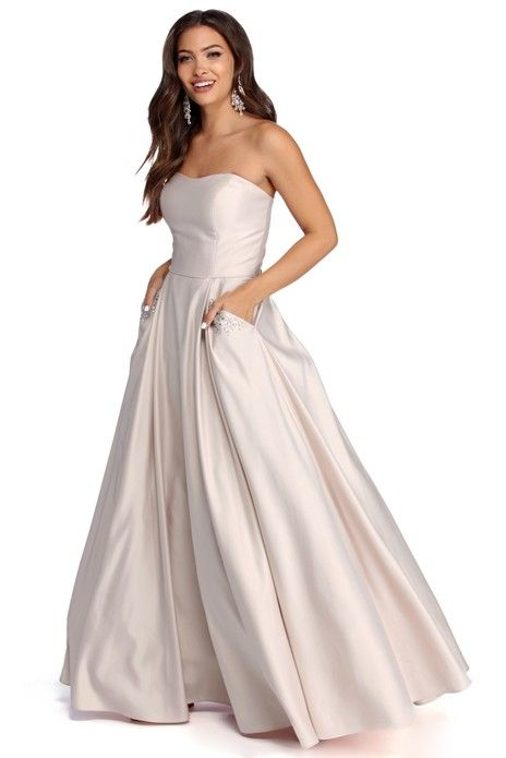 e1d5375fbe63 Josephine Formal Jewel Ball Gown in 2019   I love   Ball gowns ...