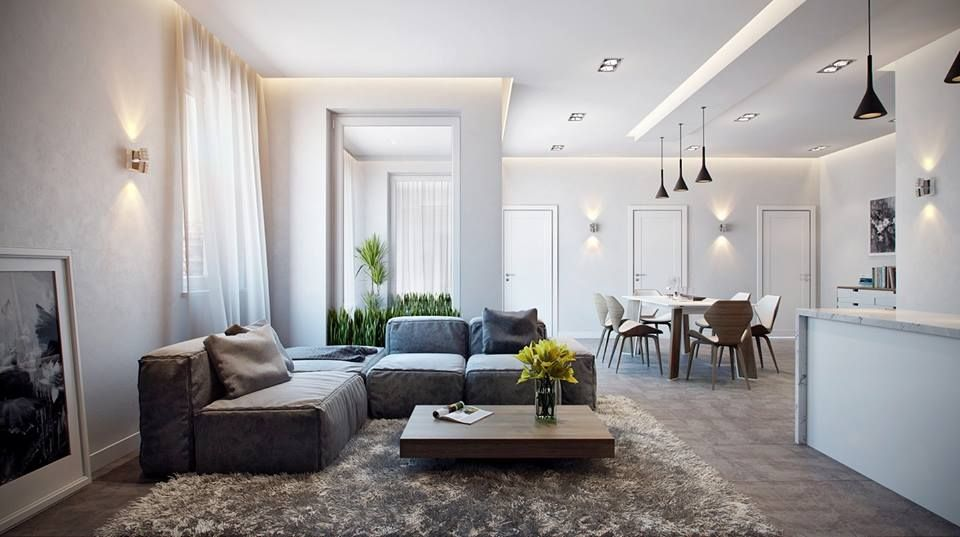 This stylish apartment in Germany is the visualization of art
