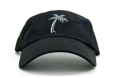 909563493a0 Ladies Baseball Hat Rachel - Palm Tree by Dolly Mama Designs. Buy it    ReadyGolf