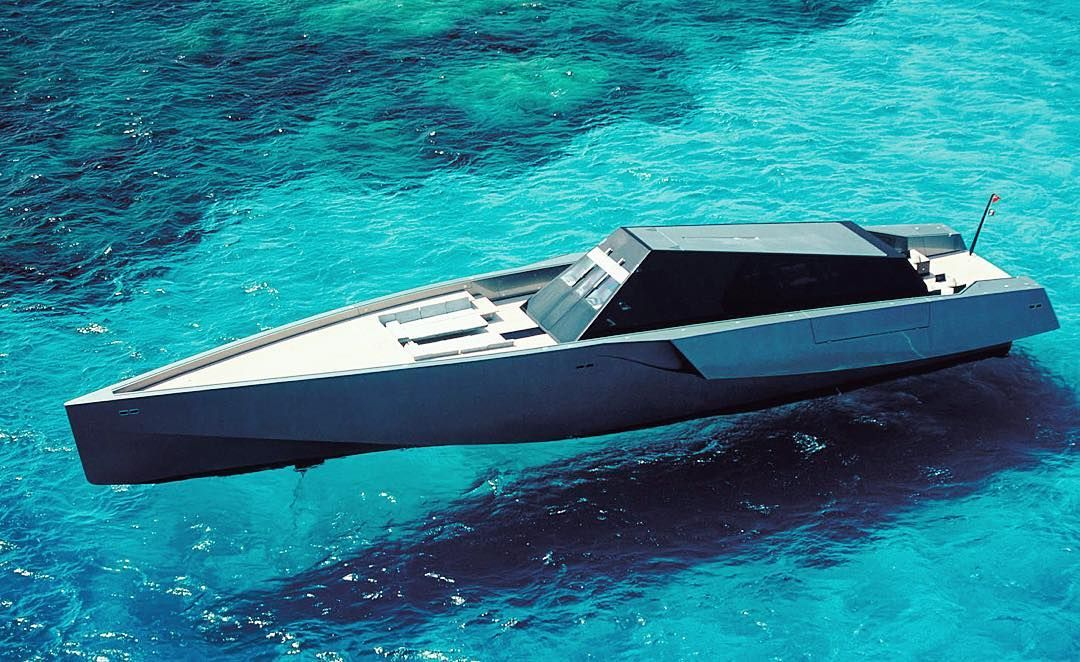 Wally 118 Is Arguably The Most Distinctive And Fastest Motor Yacht In World Its Three Gas Turbine Engines Produce 17000 Horse Propelling