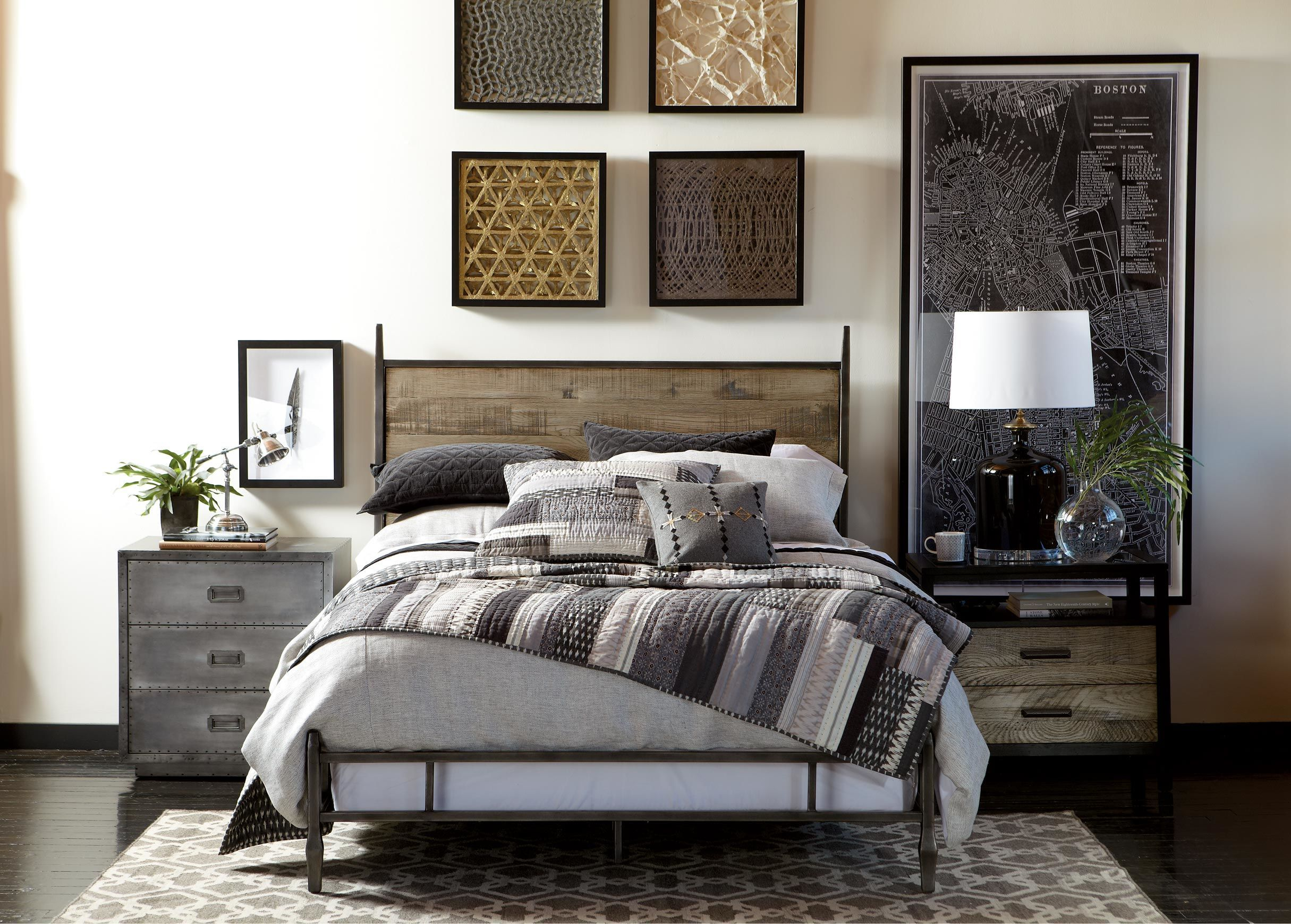 lincoln bed ethan allen us brooklyn pinterest bedrooms. Black Bedroom Furniture Sets. Home Design Ideas