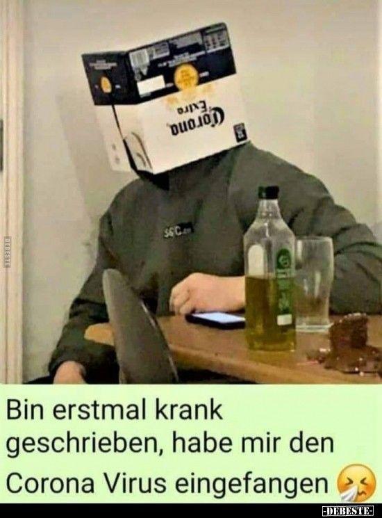 Pin von Rubbeldiekatz auf Bier Lustig (2020)   Corona ...