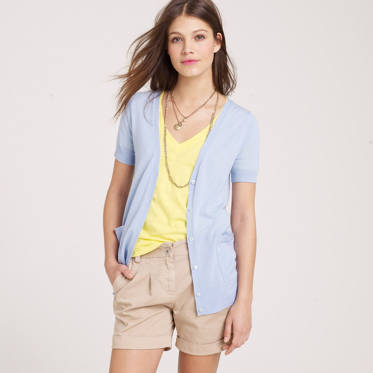 J. Crew Linen Ditzy Floral Tee in BLUE Size XS | Color: Blue ...