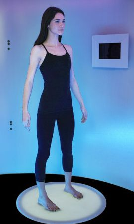 Let Kinect find the best denim for your derriere    Bloomingdale's, Kinect for Windows, and Bodymetrics team up for body scans that will connect you with the best jeans for your individual shape.
