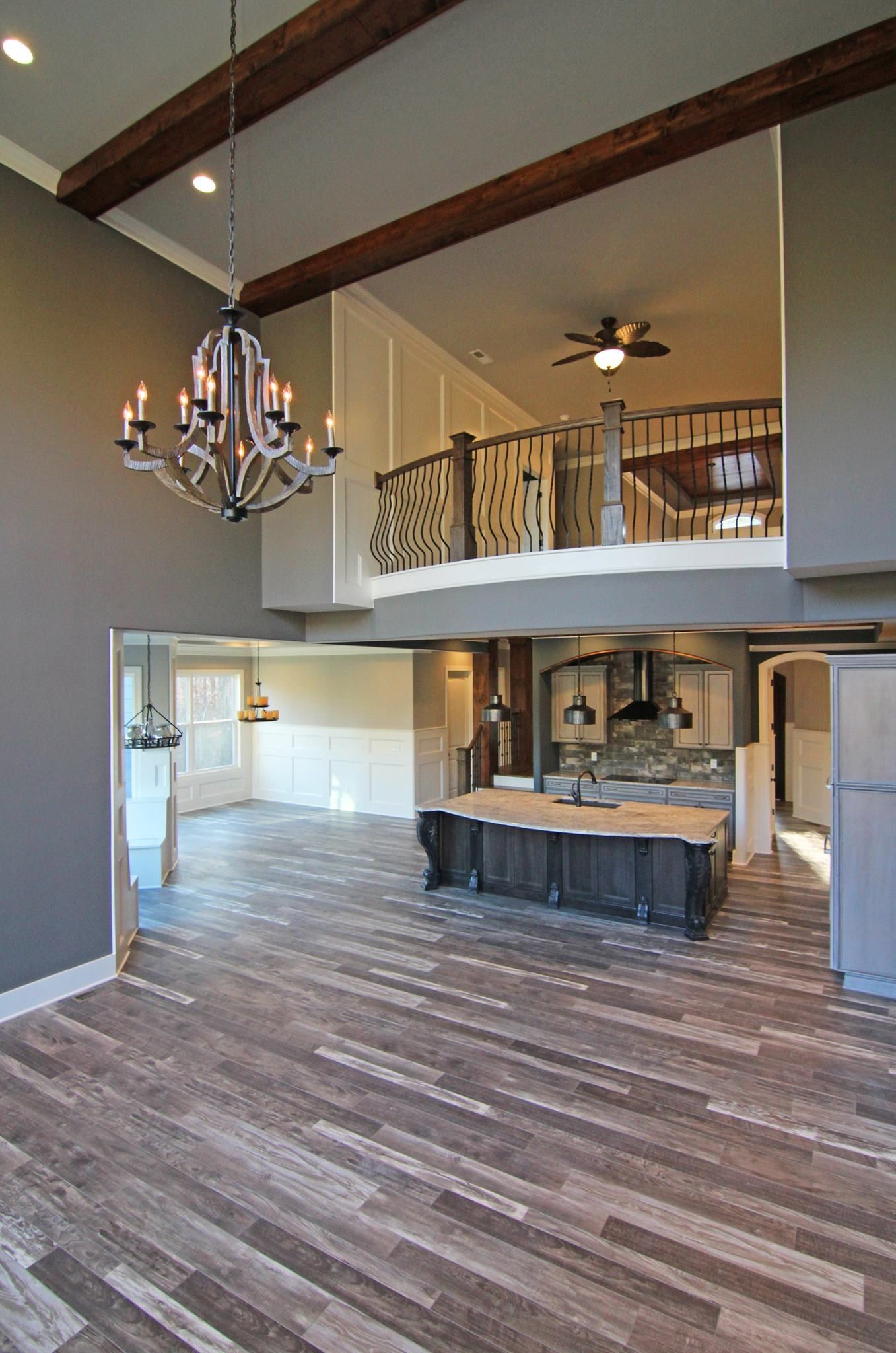 Create The Design Of Your Barndominium Lofts Or Let Barndominiumfloorplans Provide Models For You You Can Have A Ch Barn House Interior House Barn House Plans