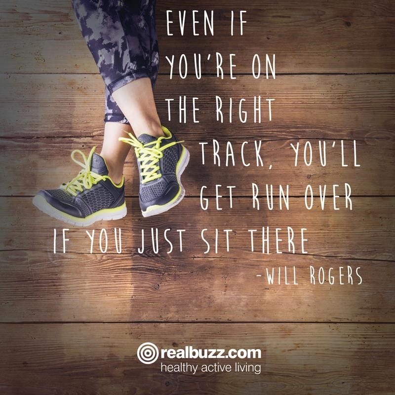 Don't get left behind on your fitness journey. Find more