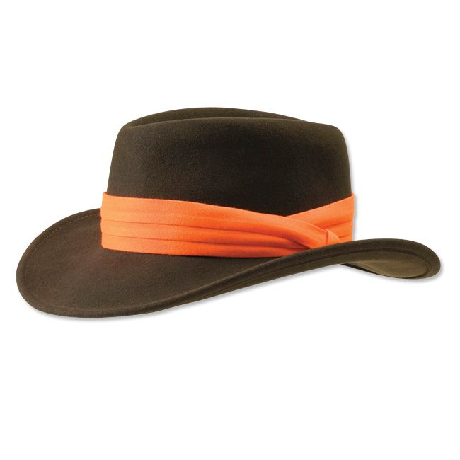 Just found this Hunting Fedora - Wingshooters Hat -- Orvis on Orvis.com! f78137c5831