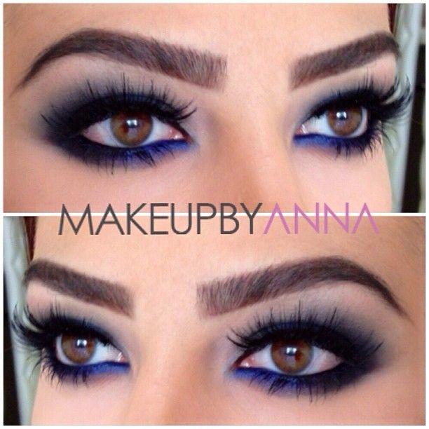 "11.2k Likes, 176 Comments - Anna Petrosian (@annapetrosian_) on Instagram: "" #makeupbyanna """