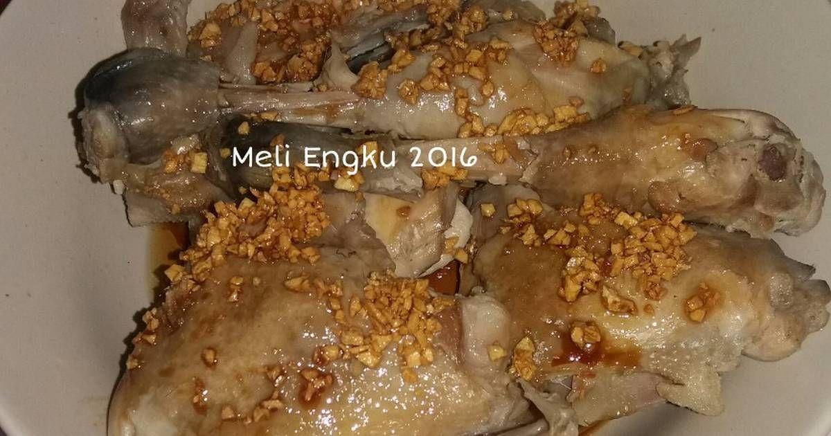Resep Ayam Rebus Pak Cam Ke Oleh Meli Engku Resep Resep Ayam Makanan Resep Makanan