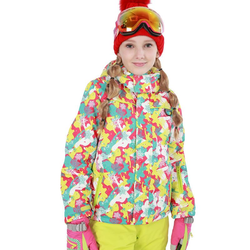 49b216aea Find More Skiing Jackets Information about Phibee Winter Girls ...