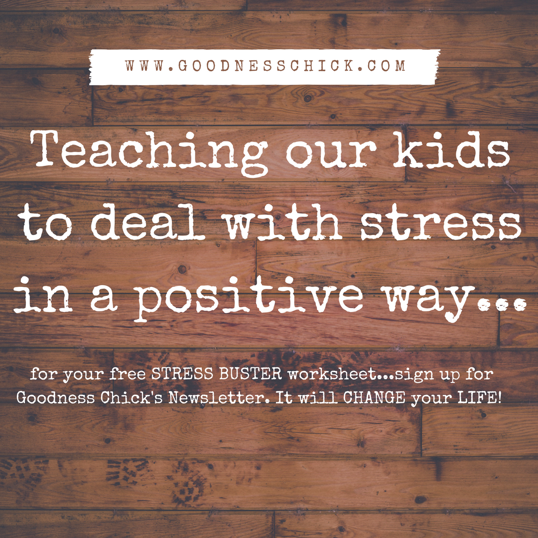 Is Your Young Person Struggling With Handling Stress In A