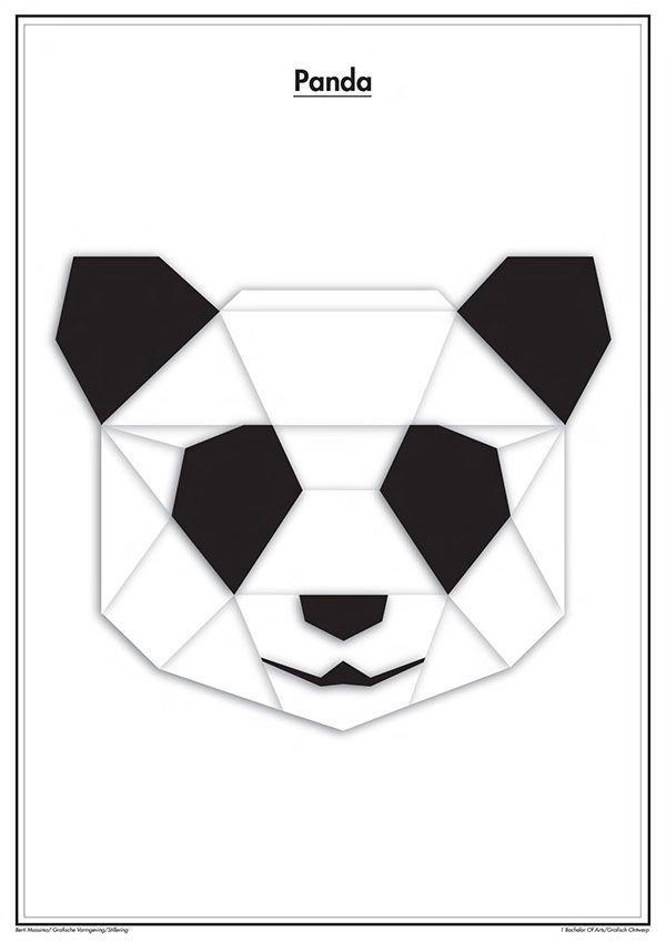 Easy Polygon Drawing Art