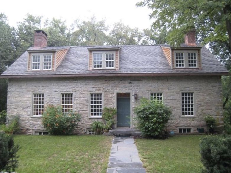 18th C Dutch Stone Hudson Valley House Stone Houses Colonial