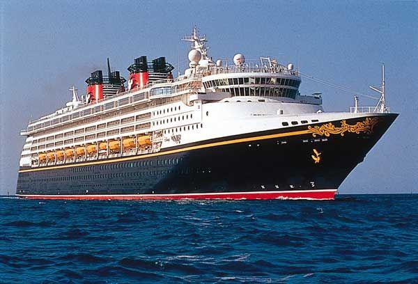 The Disney Wonder - www.CruiseTherapy.net