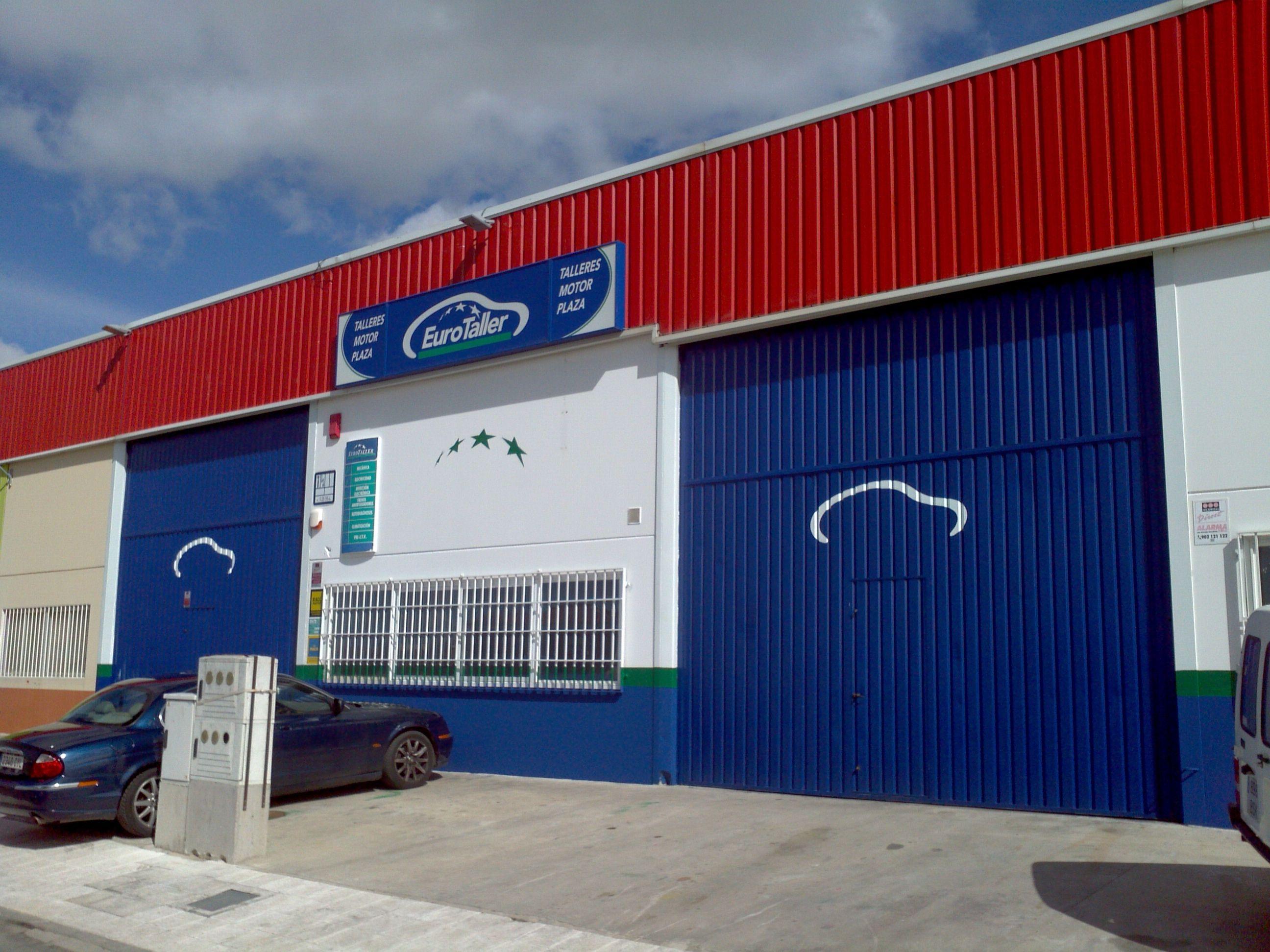 Talleres mecanicos fachada buscar con google talleres pinterest taller taller mecanico - Fachadas de talleres ...