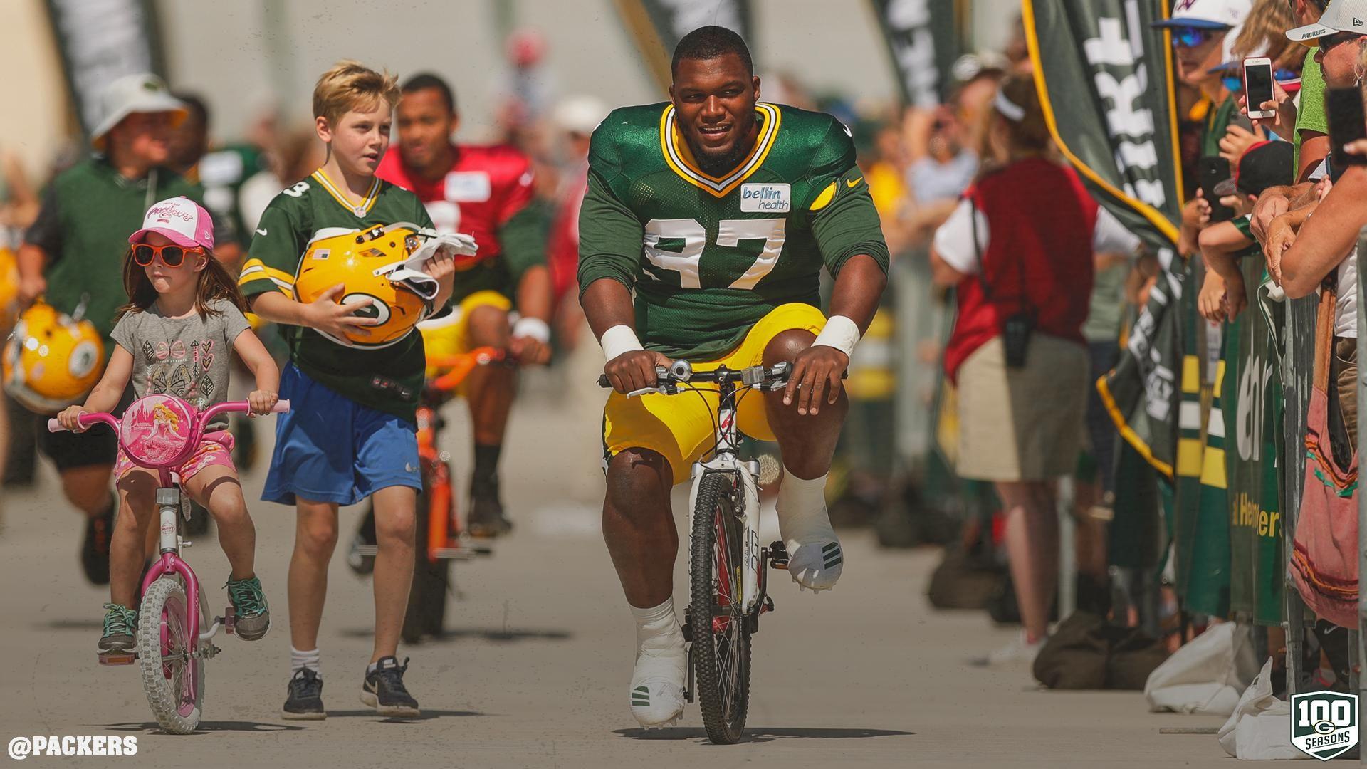 Kenny Clark 2018 Green Bay Packers Packers Fan Green Bay