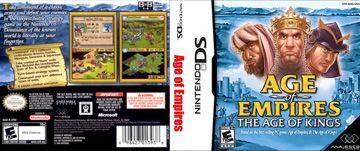 Age Of Empires The Age Of Kings Ds The Cover Project Age Of