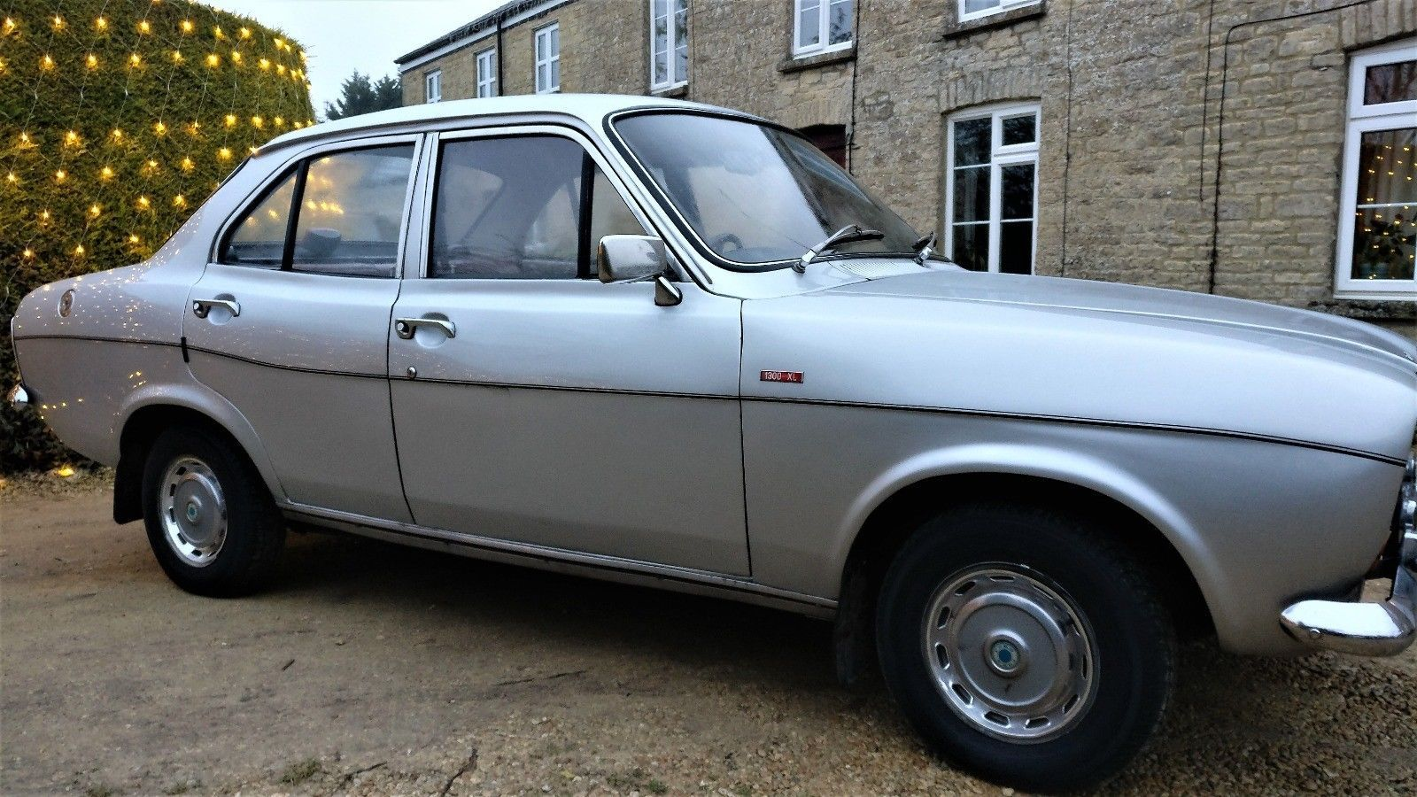 This Ford Escort Mk1 1300xl 1973 4 Door is for sale. | Fast Fords ...