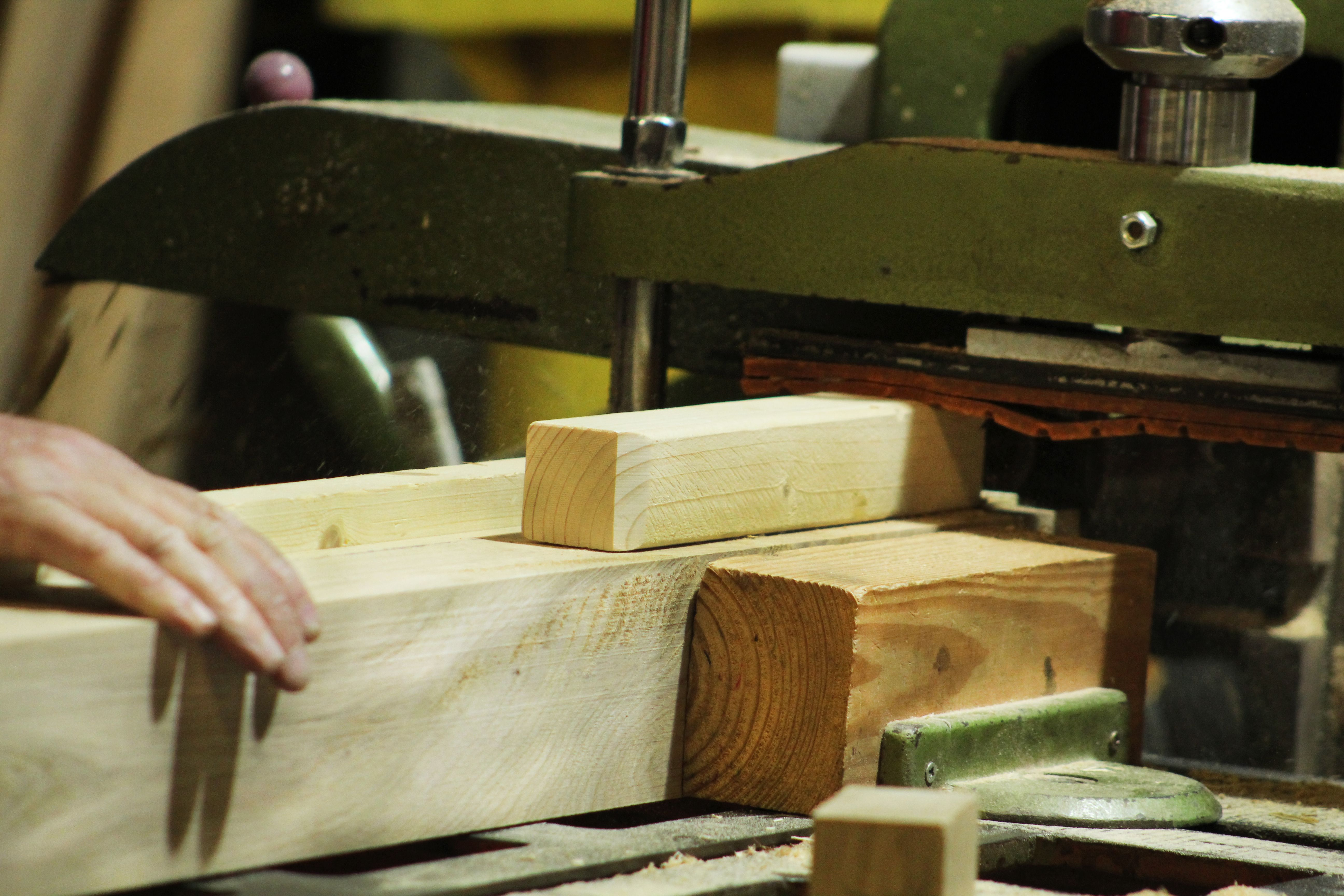 we have a range of different wooden joinery available. find