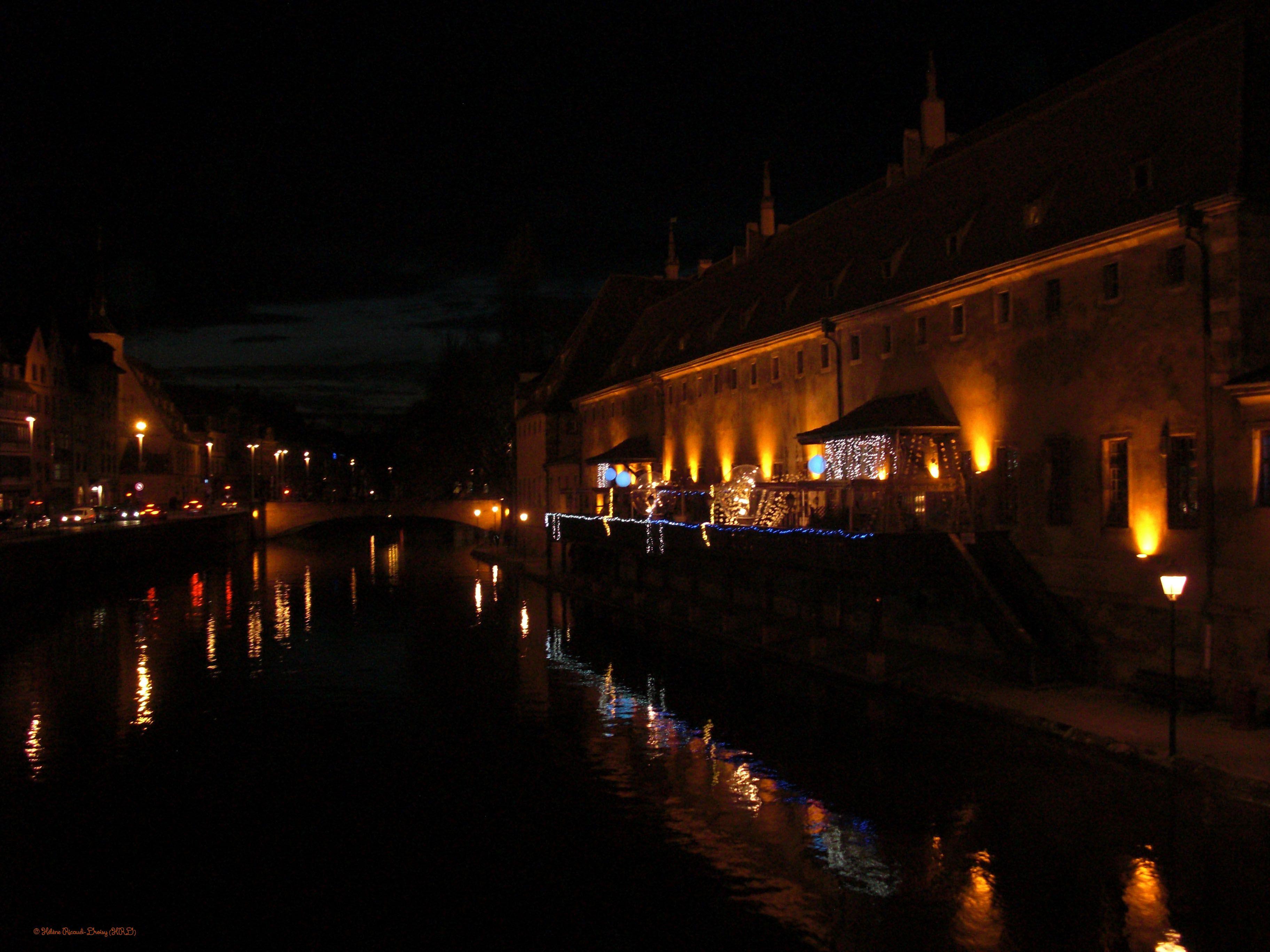Strasbourg (Bas-Rhin, France)_2011-12-08 © Hélène Ricaud-Droisy (HRD)