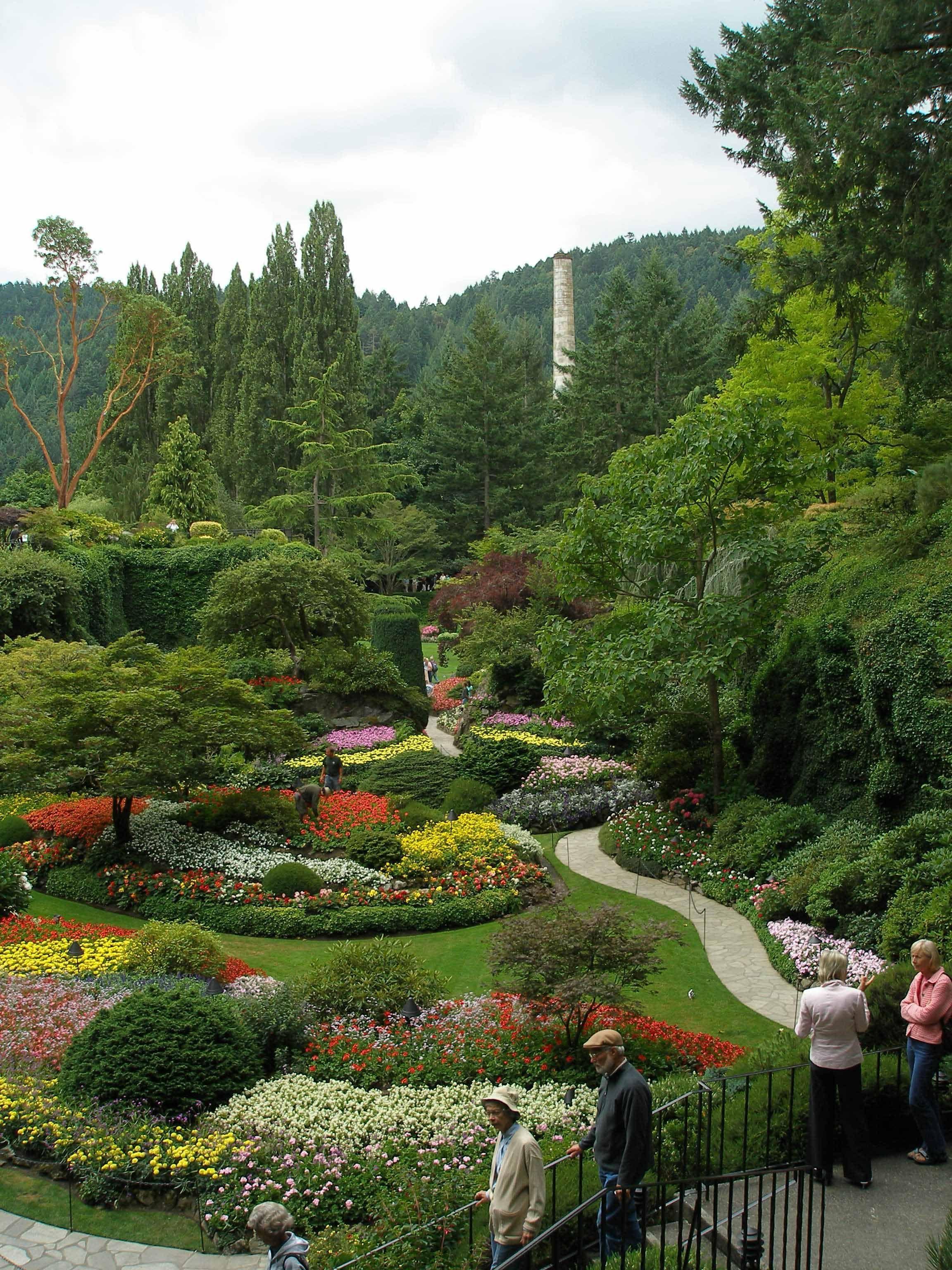 Butchart Gardens butchartgardens Butchart Gardens