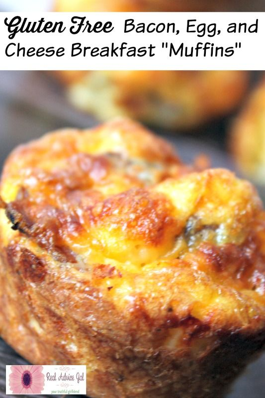 Easy Gluten Free Breakfast Muffins Recipe Perfect For