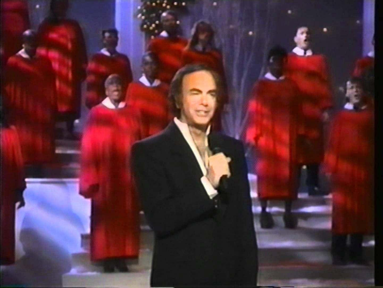 neil diamond hark the herald angels sing - Neil Diamond Christmas Songs