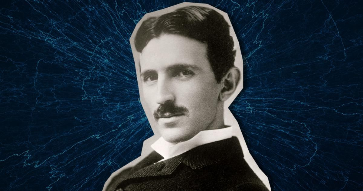 Nikola Tesla Has One Of History S Most Impressive