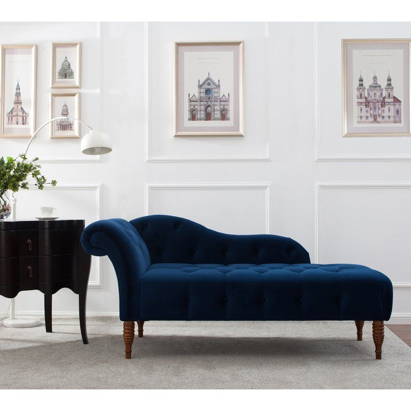 Kannon Chaise Lounge Velvet Chaise Lounge Chaise Lounge Chaise